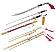 Hayashi Tai-Chi Sword Quan Steel 97 cm (21 year)