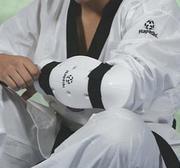 Hayashi Underarmsskydd Vit