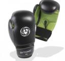 Bytomic KIDS boxhandske, Svart/Grön  8 oz