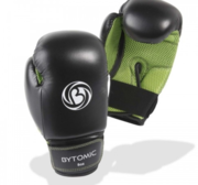 Bytomic KIDS boxglove, Black/Green 8 oz