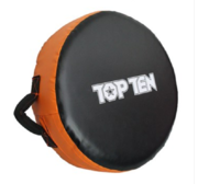 "Topten Round ""Jumbo"" mits, Black/Orange"
