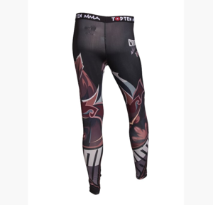 "Topten Compression Pant ""Samurai"""