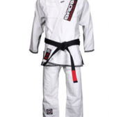 Bad Boy BJJ GI Premium White A0-A5