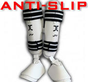 JCalicu Foot/ Shinguard Club Premium, WTF approved