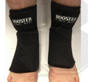 Booster Ankleguards with padding, Black