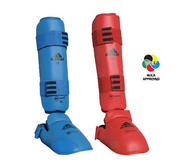 Adidas Shin/Instep WKF approved, X-Large