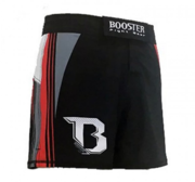 Booster Trunks MMA 23 , Short model Black