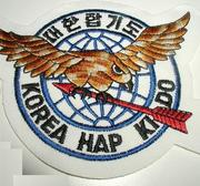Patch Hapkido