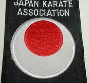 Patch Japan Karate