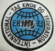 Patch ITF TKD