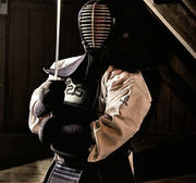 Hayashi Kendo-set Blå