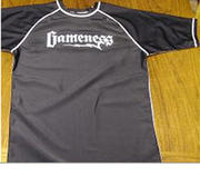 Gameness Rashguard short arm Black