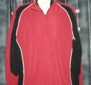 Tracksuit Baltimore, Bordeaux/Black  X-Large