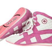Topten Boxshoe, White/Pink