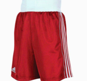 B8 Adidas Boxingshorts Red X-Large