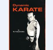 Dynamic Karate by Nakayama