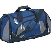 Grizzly Travelbag, Blue/Grey/Black