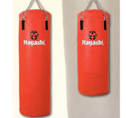 Hayashi Punch Bag Unfilled Red