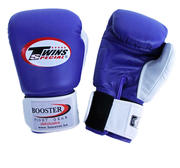 Twins Boxglove BG-5, Blue/White 10-16 oz