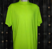 Grizzly T-shirt, Neon-yellow Large