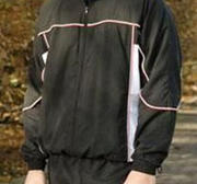 Tracksuit Canberra Black/White Large