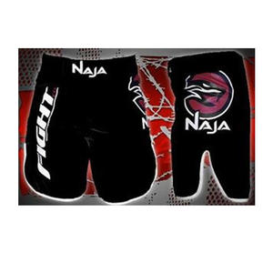 Naja Submission shorts FIGHT BLACK