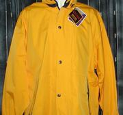 Hudson Jacket, Large Yellow