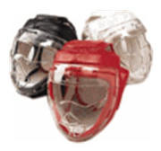 Playwell Huvudskydd med acryl mask