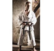 WKF Hayashi Tenno Premium Karate Kata GI Vit, 195 cm