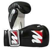 Manus Boxhandske Sparring, Svart 12-16 oz