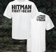 Hitman All Star Team T-Shirt, White  X-Large