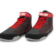 Topten shoe Short Cut Black/Red