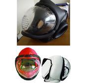 Playwell Kudo Huvudskydd med mask