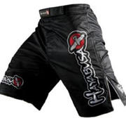 Hayabusa Shiai MMA Fight Shorts Svart. 36