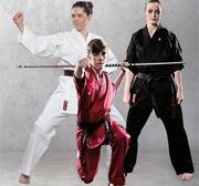 Hayashi Kirin Karate Gi Vit
