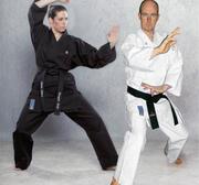 Hayashi Kamiza Karate Gi Vit, 12 oz