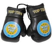 Mini boxing gloves Topten Wako Pro