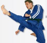 Hayashi Osaka Freestyle Karate GI, Blue