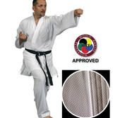 WKF Hayashi Competition Karate GI White