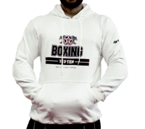 Topten  Boxing Hood, Vit