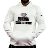 Topten  Boxing  Hood, White