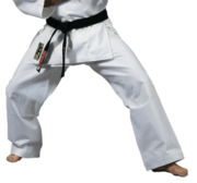 Hayashi Tradition Karate Trouser White