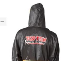 Topten Boxning Robe Get in the ring