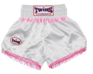 Twins Thaishorts Pink Tassel