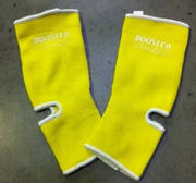 Booster Ankleguards, Colour, Yellow