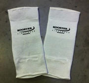 Booster Ankleguards, Colour, White