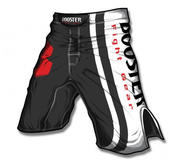 Booster MMA trunks PRO Origin, Black/White
