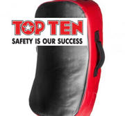 Topten  Kicking Shield bend EXTREME XL Black/Red