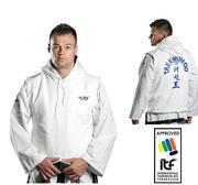 Topten Warm Up Sleeveless ITF Hood