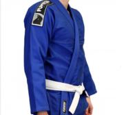 Fumetsu Prime BJJ GI Blue A1-A4